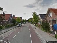 112 melding Ambulance naar Raadhuisstraat in Landsmeer