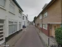 Ambulance naar Smidspad in Tilburg