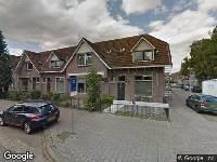 Brandweer naar Fellenoordstraat in Breda