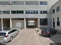112 melding Brandweer naar Vinkweg in Rijswijk