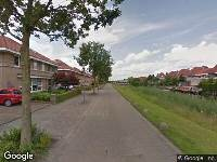 112 melding Ambulance naar Bellefleurstraat in Nijmegen