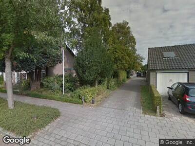 Ambulance naar Gerard Doustraat in Voorthuizen