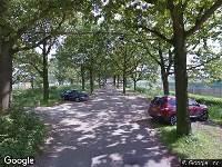 112 melding Ambulance naar Drie Burgpad in Amsterdam