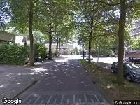 112 melding Ambulance naar Meulemansstraat in Tilburg
