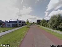 Politie naar Voorsterweg in Zwolle