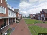 112 melding Ambulance naar Circus in Noordwijkerhout