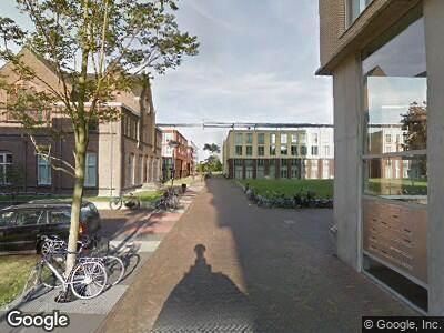 Brandweer naar Bellevuelaan in Haarlem