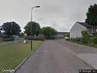 112 melding Politie naar Trompet in 's-Hertogenbosch