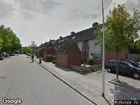 Brandweer naar Gruitmeesterslaan in Zwolle