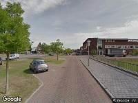 Ambulance naar Groote Wielenlaan in Rosmalen