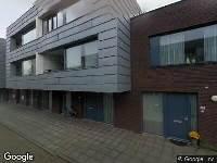 112 melding Ambulance naar Dr. Mollerstraat in Dongen