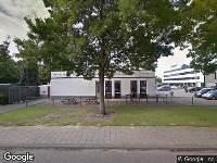 112 melding Brandweer naar Noorderpoort in Venlo