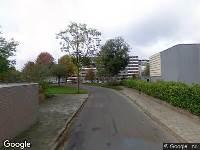 Ambulance naar Roelantlaan in Geldrop
