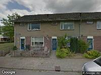 Besteld ambulance vervoer naar Joris van Spilbergenstraat in Geldrop