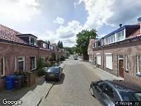 Brandweer naar Van Galenstraat in Zwolle