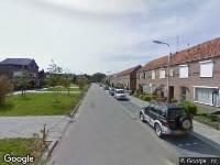 112 melding Ambulance naar Iepenstraat in Oss
