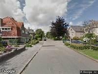 Politie naar Herenweg in Zwolle