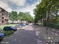Traumahelikopter naar Karel Doormanlaan in Rijswijk