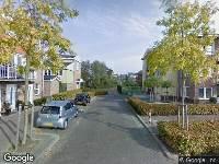 112 melding Ambulance naar Walstroplein in Rotterdam