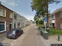 112 melding Ambulance naar Lanciersstraat in Tilburg