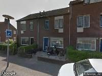Ambulance naar Balkstraat in Utrecht