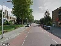 Politie naar Gerard Doustraat in Zutphen