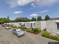 112 melding Ambulance naar Bosveen in Breda