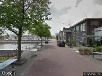 112 melding Ambulance naar Watertorenweg in Rotterdam