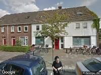 112 melding Ambulance naar Detmoldstraat in Utrecht