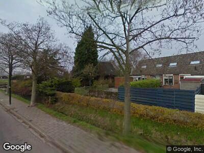 Ambulance naar F.M. Boogaardweg in Sint-Annaland