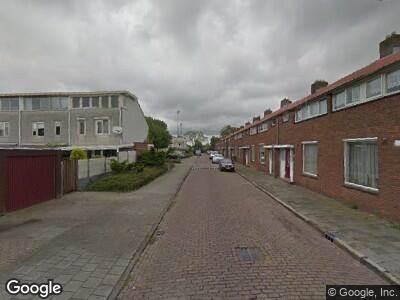 Ambulance naar Jan van Goyenlaan in Vlissingen
