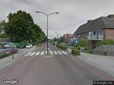 Ambulance naar Koningstraat in Raamsdonksveer