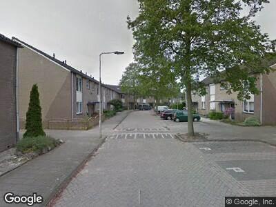 Ambulance naar Aagje Dekenstraat in Arnhem