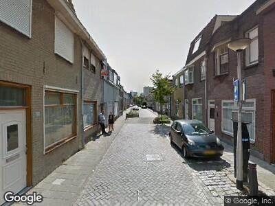 Ambulance naar Clercxstraat in Tilburg