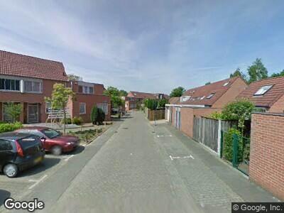 Ambulance naar Molenbeek in Helmond
