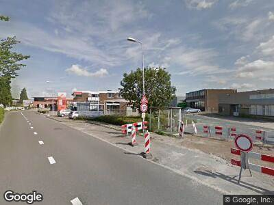 Traumahelikopter naar Veersedijk in Hendrik-Ido-Ambacht
