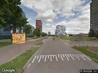 Politie naar Cambridgelaan in Utrecht