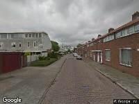 112 melding Ambulance naar Jan van Goyenlaan in Vlissingen