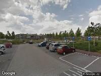 112 melding Besteld ambulance vervoer naar Erasmusstraat in Veenendaal