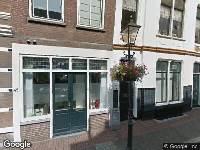 112 melding Ambulance naar Lange Smeestraat in Utrecht