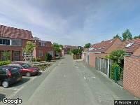 112 melding Ambulance naar Molenbeek in Helmond