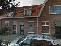 Ambulance naar Berkelstraat in Utrecht