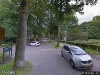 112 melding Besteld ambulance vervoer naar Distelvlinder in Den Dolder