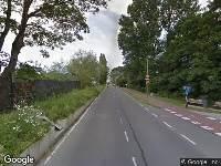 112 melding Besteld ambulance vervoer naar Delftweg in Rotterdam