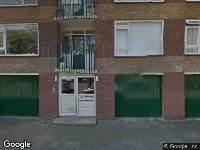 112 melding Ambulance naar Smaragdhof in Utrecht