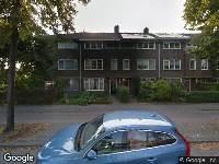 112 melding Ambulance naar Lessinglaan in Utrecht