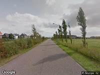 112 melding Ambulance naar Paukenweg in Middelburg