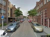 112 melding Brandweer naar Kleine Visserijstraat in Rotterdam