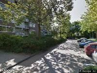 112 melding Ambulance naar Scholtenlaan in Heemstede