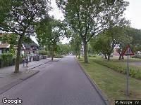 112 melding Ambulance naar Courzandseweg in Rotterdam